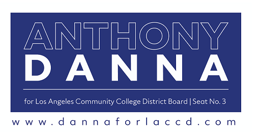 DANNA FOR LACCD TRUSTEE 2020