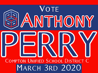 PERRY FOR COMPTON SCHOOL BOARD 2020