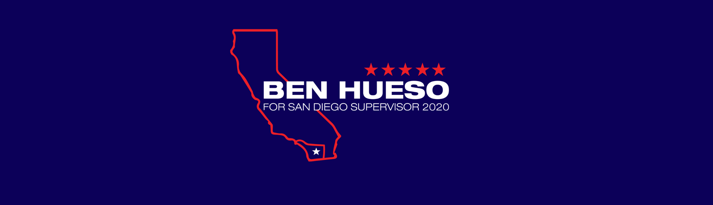 Ben Hueso for Supervisor 2020