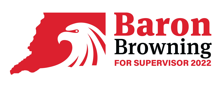 Baron Browning for Supervisor 2022