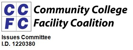 Community College Facility Coalition Issues Committee