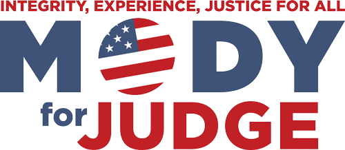 CJ Mody for Judge 2020