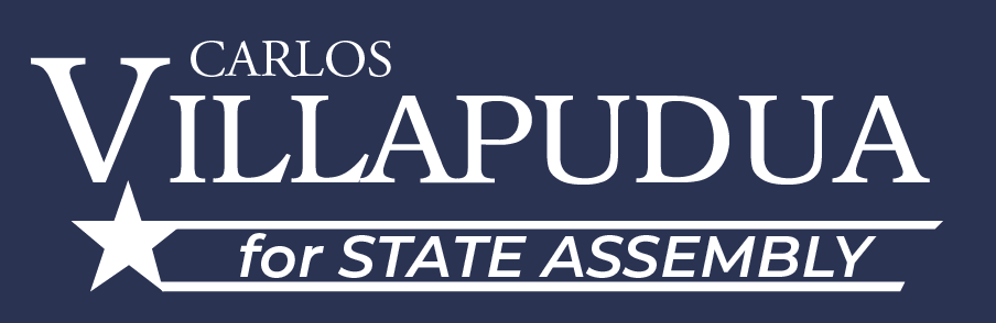 Carlos Villapudua for Assembly District 13