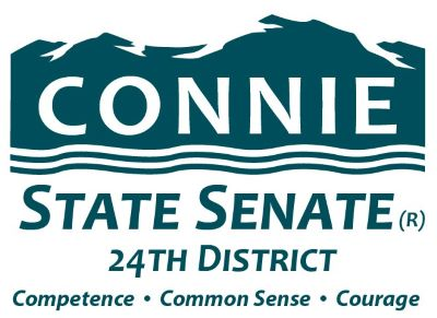 Connie for Senate