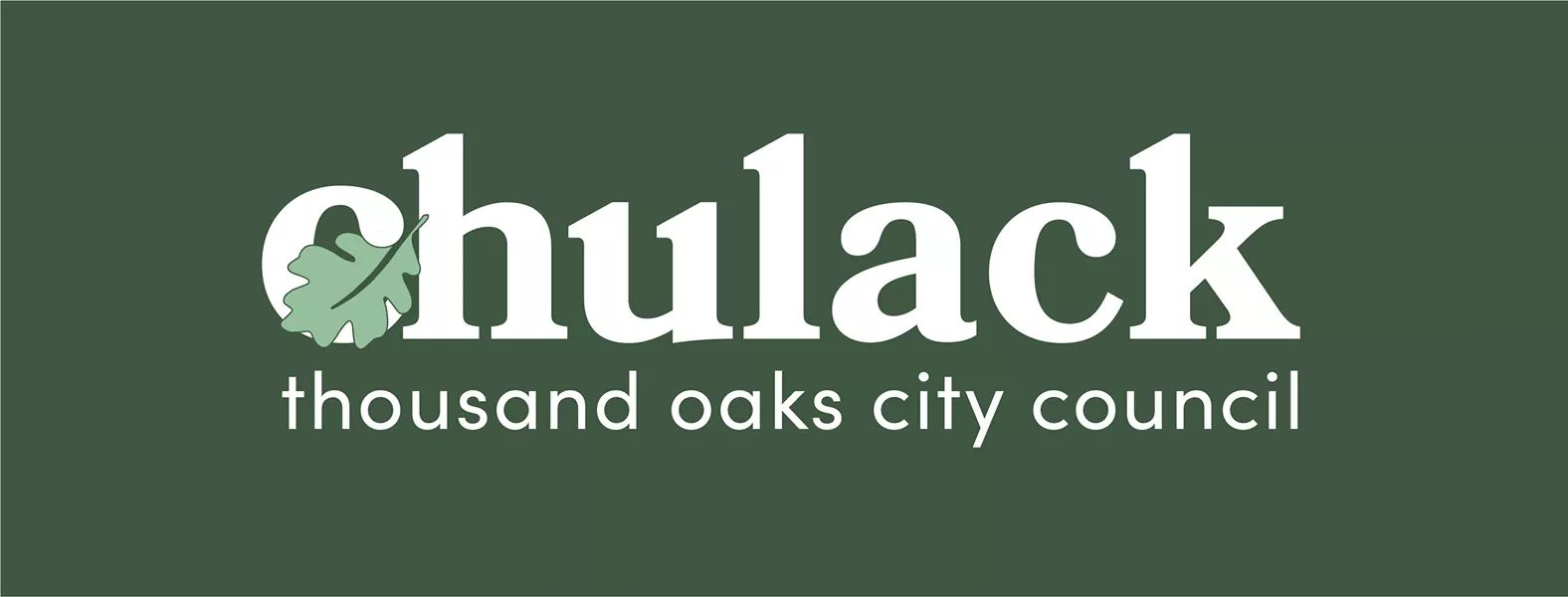 Danny Chulack for Council 2020