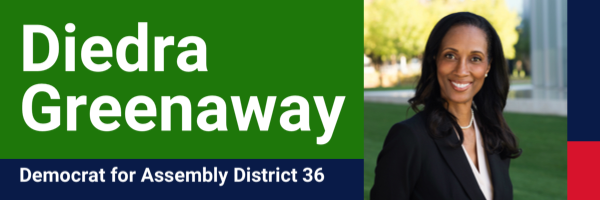 GREENAWAY FOR ASSEMBLY 2020