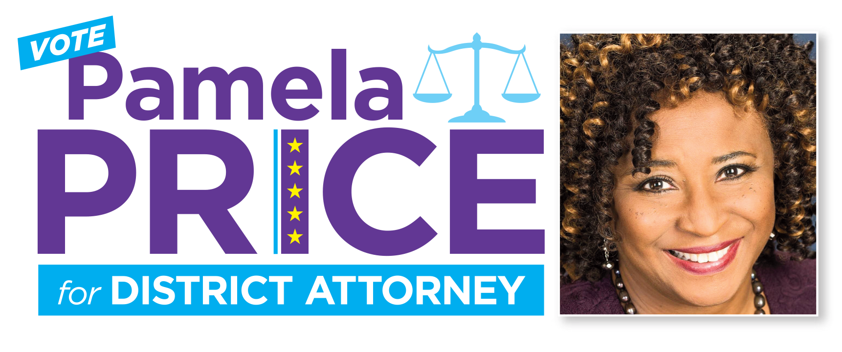 PAMELA PRICE FOR DISTRICT ATTORNEY 2022