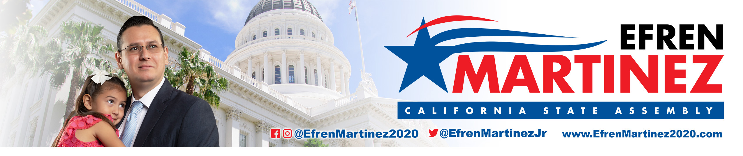 EFREN MARTINEZ FOR ASSEMBLY 2020