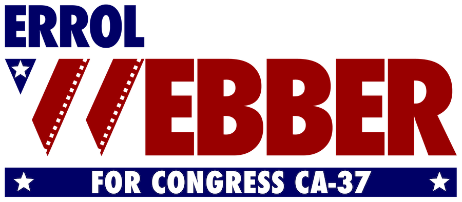 ERROL WEBBER FOR CONGRESS