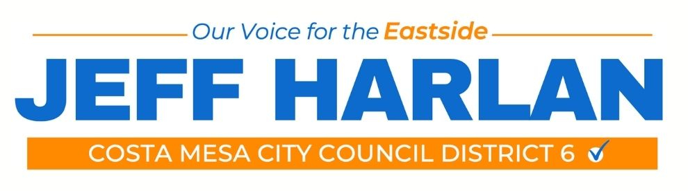 Harlan for Costa Mesa Council District 6 2020