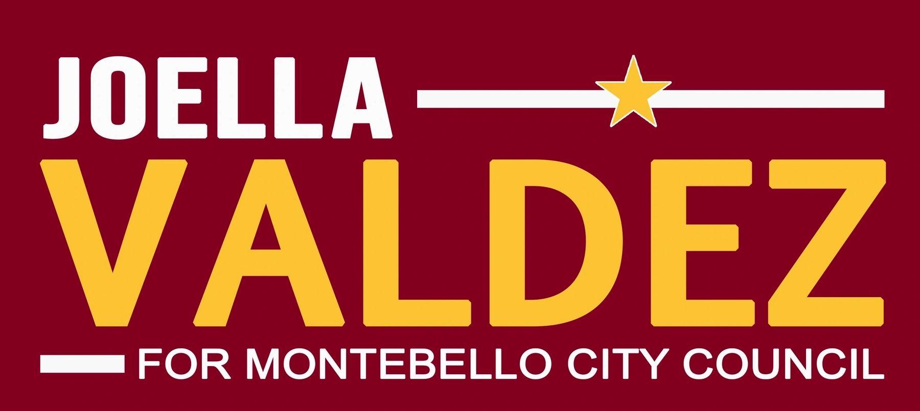 Joella Valdez for Montebello City Council 2020