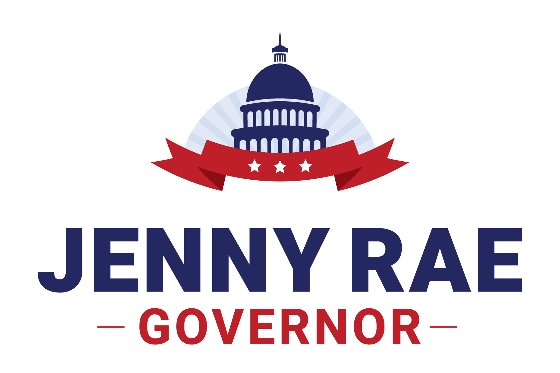 Jenny Rae Le Roux for Governor 2021