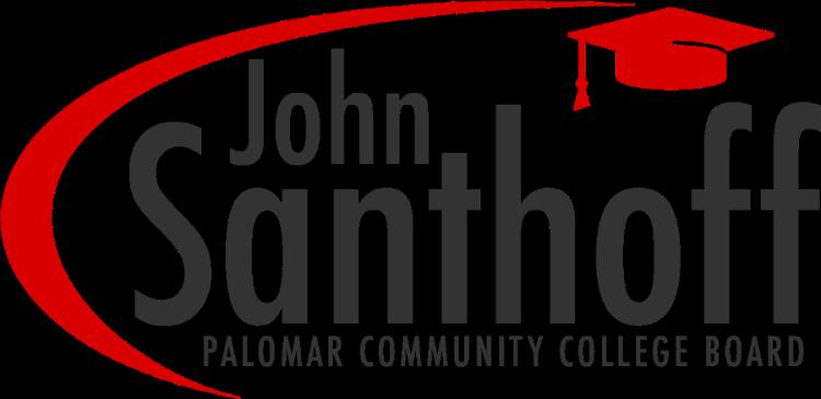 Santhoff for Palomar Community College District 2020