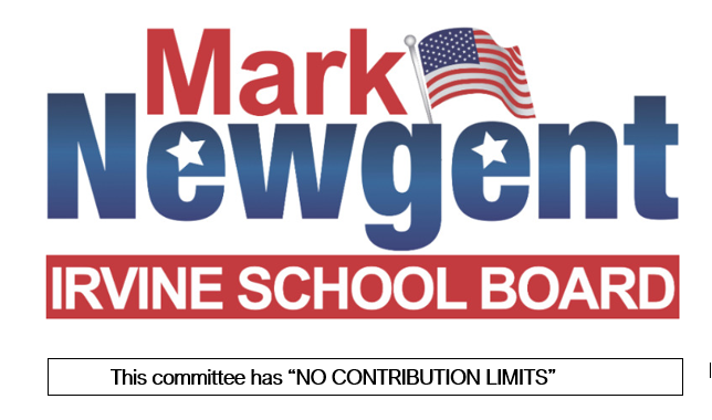 Mark Newgent 4 School Board 2020