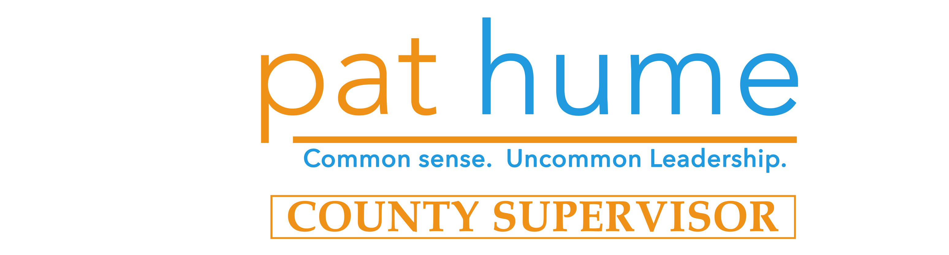 Hume for Supervisor 2022