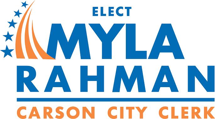 MYLA RAHMAN FOR CITY CLERK 2021