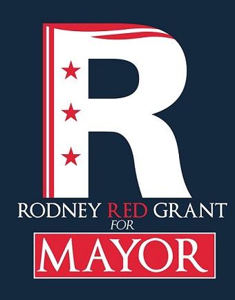 RODNEY RED GRANT FOR MAYOR