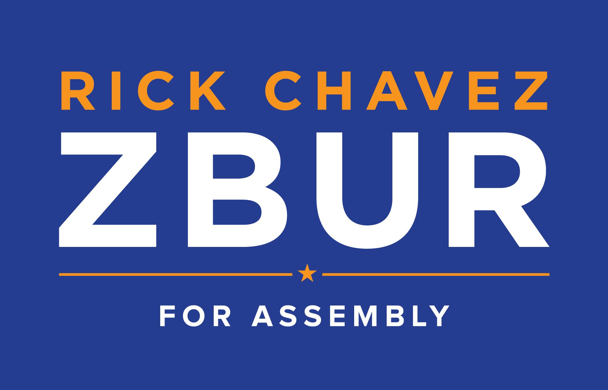 Rick Chavez Zbur for Assembly 2022