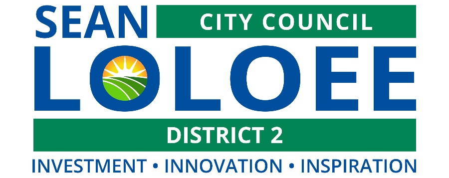 Sean Loloee for City Council 2020