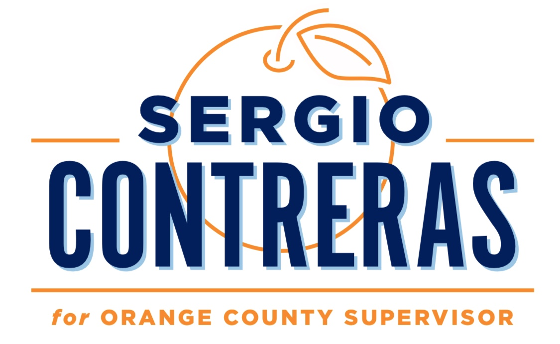 Sergio Contreras for Supervisor 2020