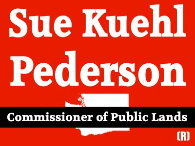 Sue Kuehl Pederson for Commissioner of Public Lands