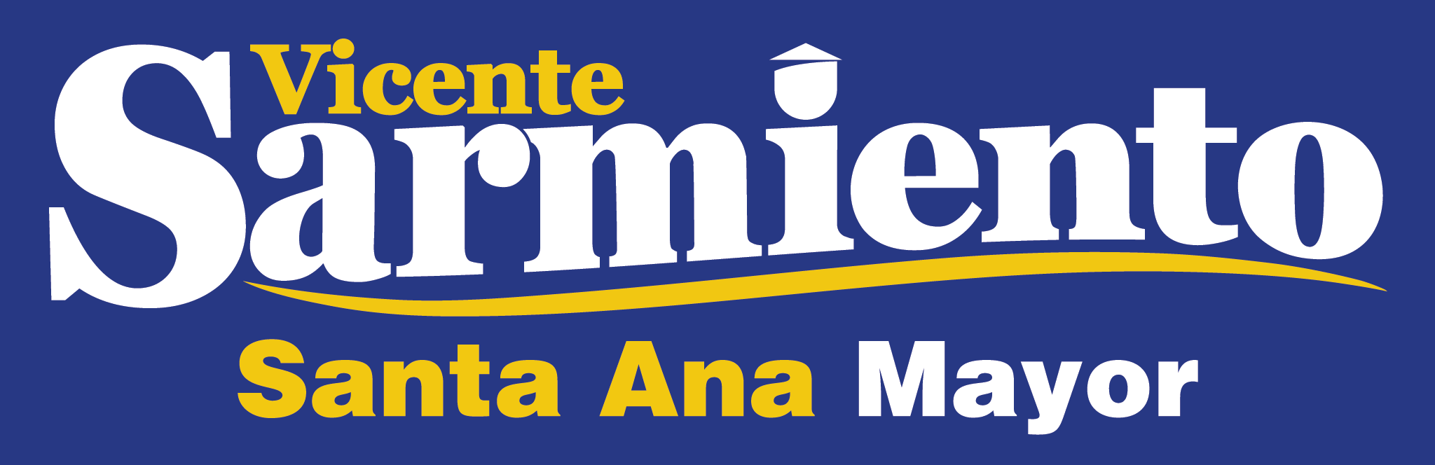 Sarmiento for Mayor 2020