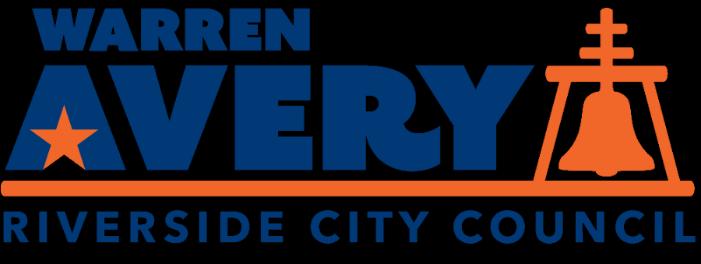 Warren Avery for Riverside City Council